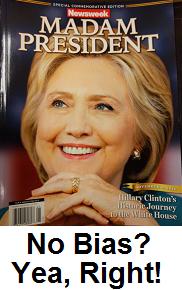 Newsweek bias